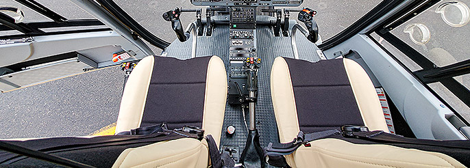 HC159 Helicopter Cushions