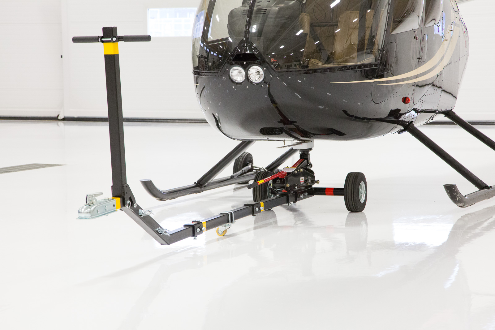Universal Towbar with Robinson 44