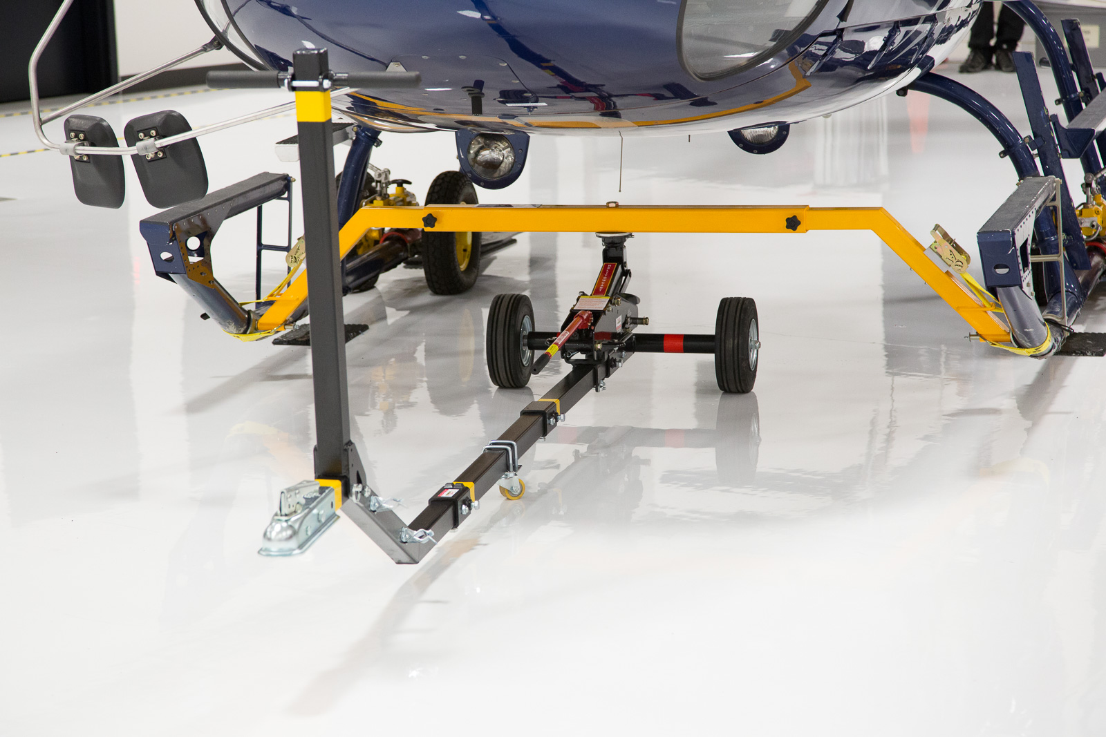 Universal Towbar with AS350