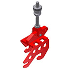 HeliCarrier B206B attachment hook (AT1000-B206)