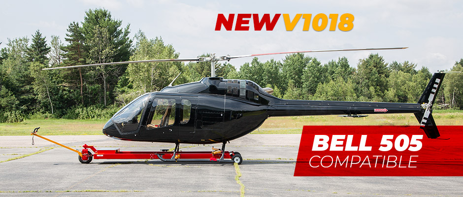 New V1018 Helicarrier with Bell 505