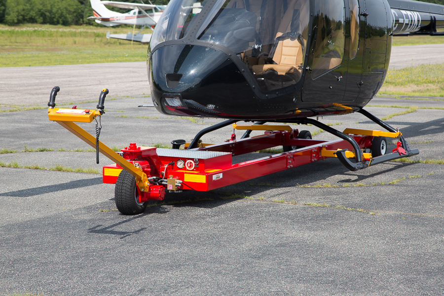 V1018 Heli-Carrier with Bell 505