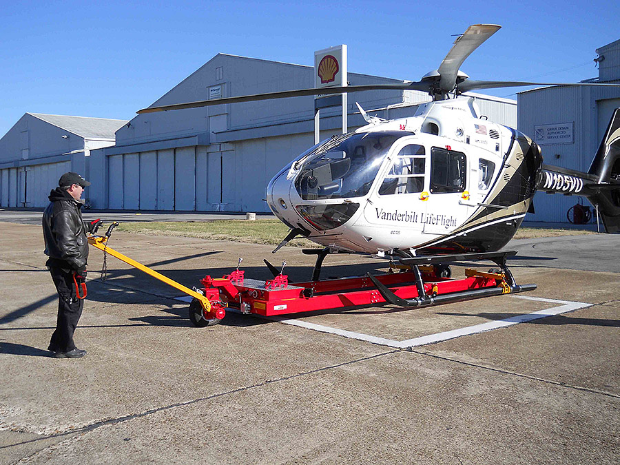 V1030 Carrier with a EC145