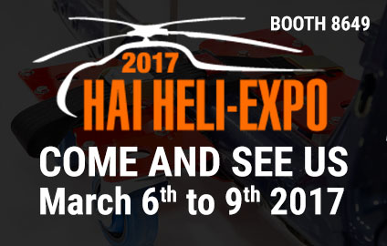 Come and see Helitowcart at HAI 2017
