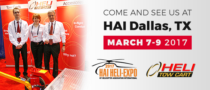 Come and see us at Heli-Expo 2015 in Orlando