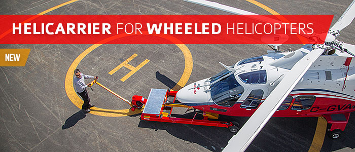 Helicarrier, V1060, V1062 for Wheeled Helicopters