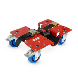 Mini Dollies HMD STD4 with Brakes