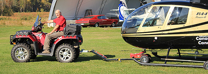 Helicopter Towbar